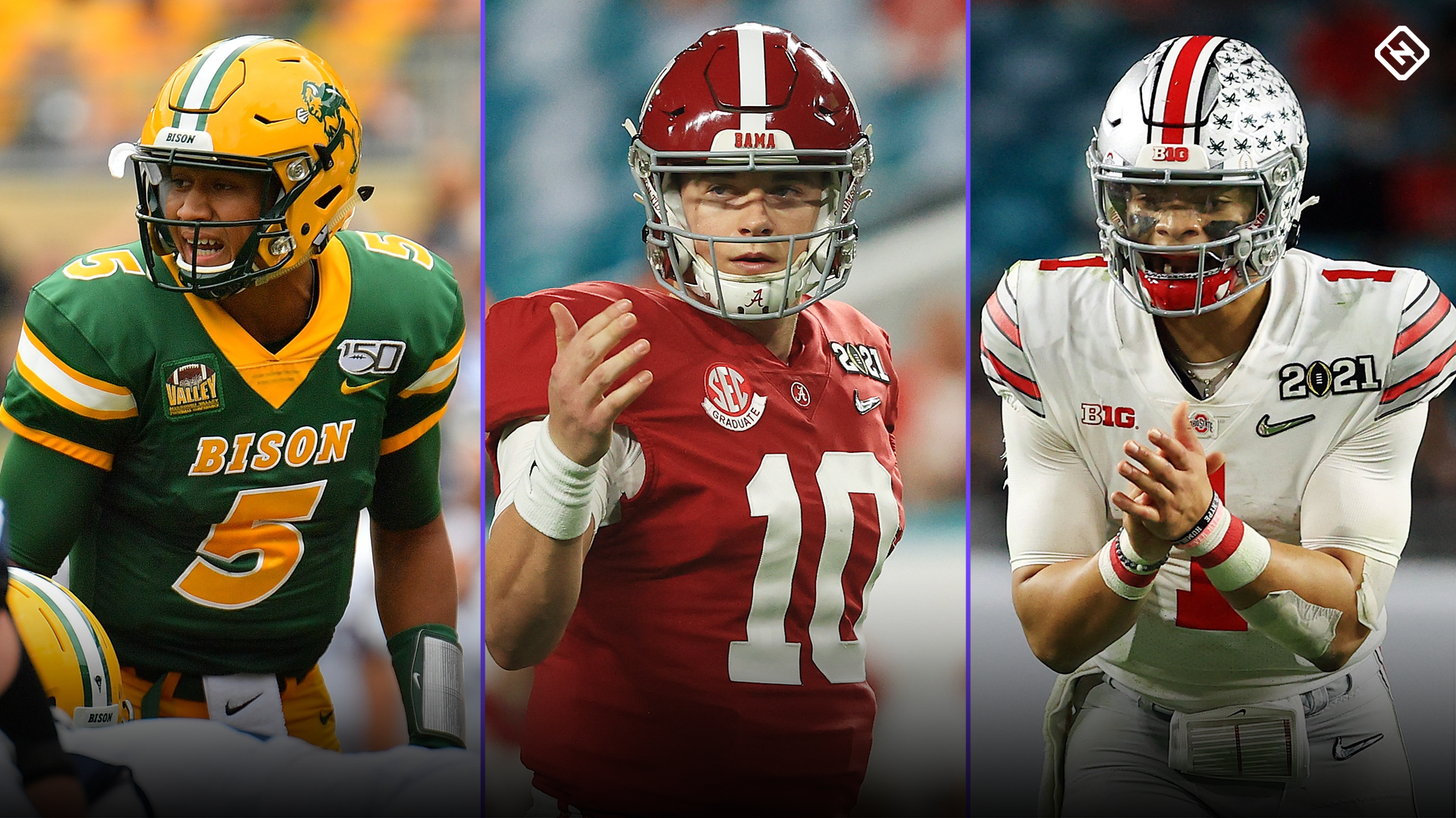 Who will the 49ers choose in the 2021 NFL draft?  Mac Jones vs. Trey Lance vs. Justin Fields examines the decision