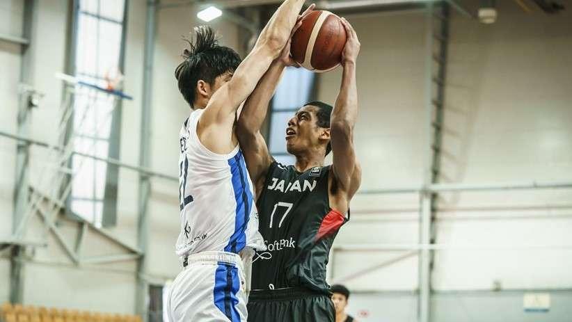 山﨑一渉 Ibu Yamazaki FIBA U19 Japan