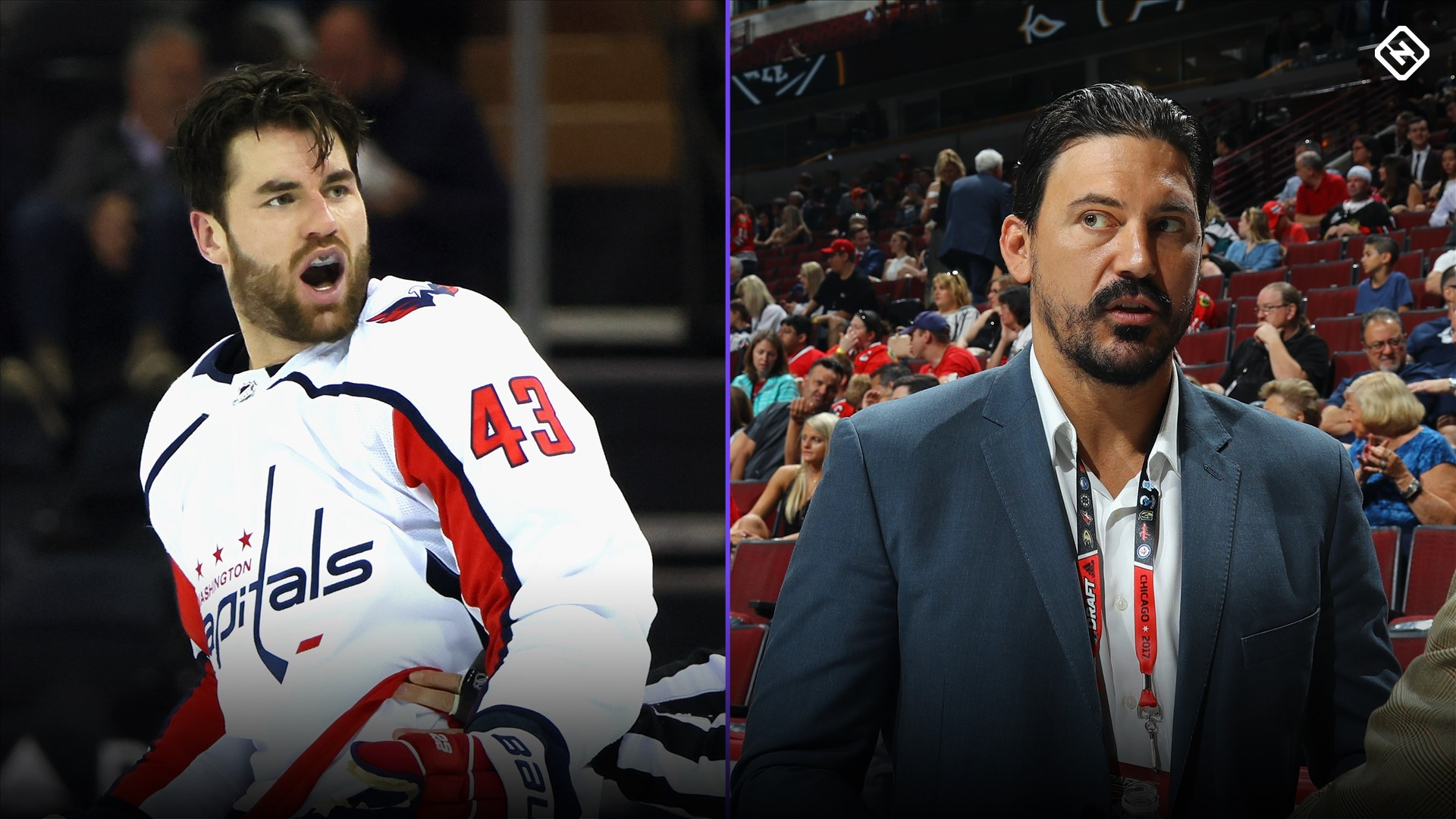 Rangers 'disappointed' unsuspended Tom Wilson, call George Parros 'unfit' to lead NHL player safety