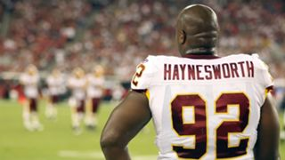 Albert Haynesworth, Getty Images