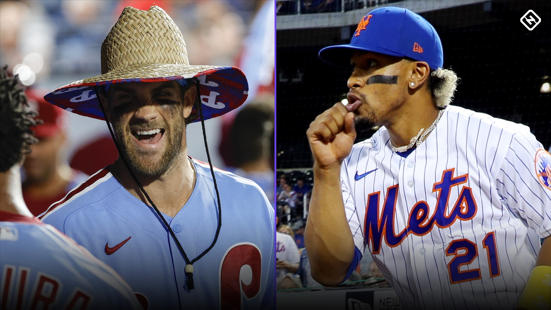 Phillies, Mets face off in weekend 'what might have been' series in New York