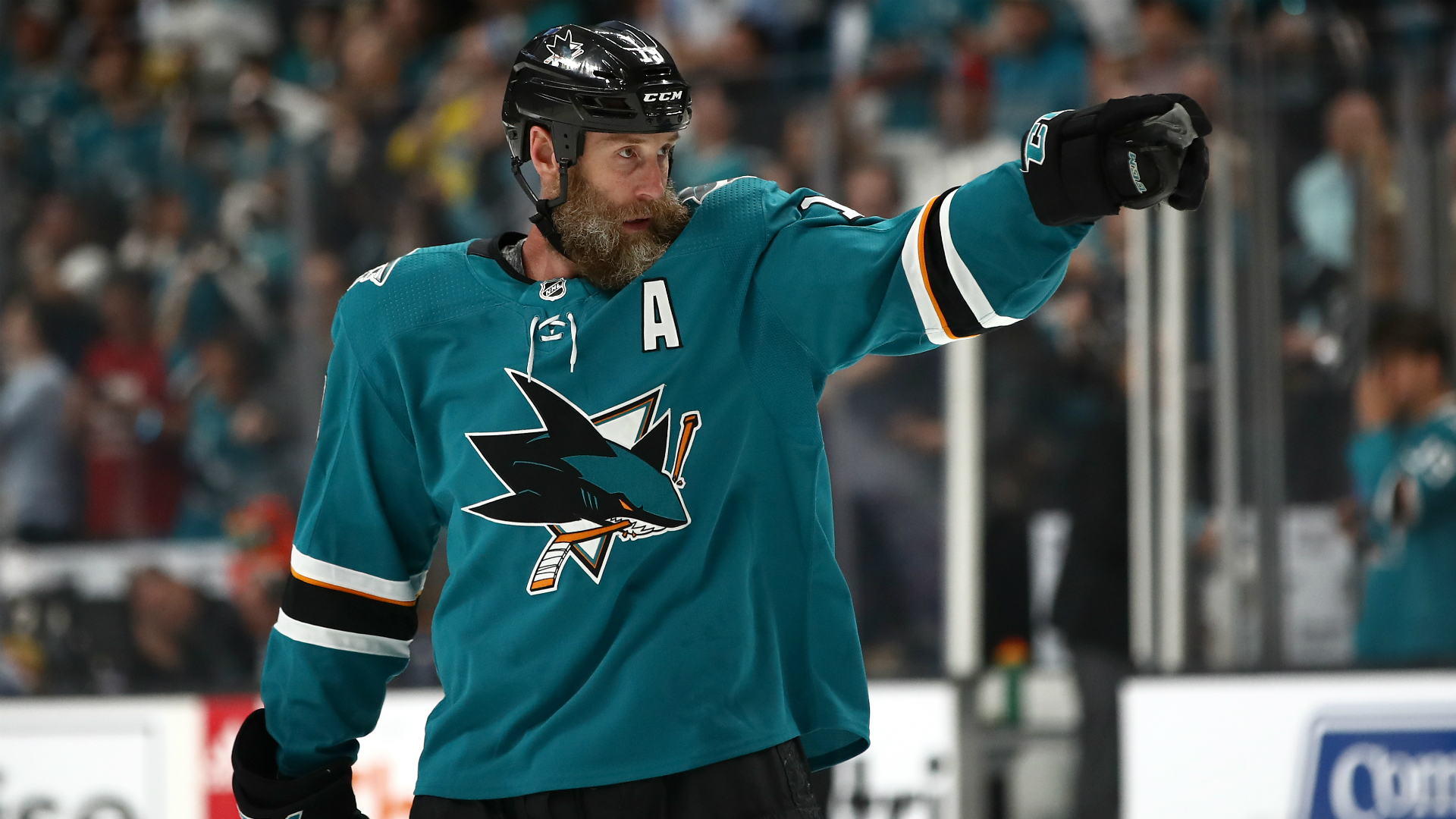 NHL free agency rumors: Joe Thornton playing in Switzerland, Maple Leafs next?