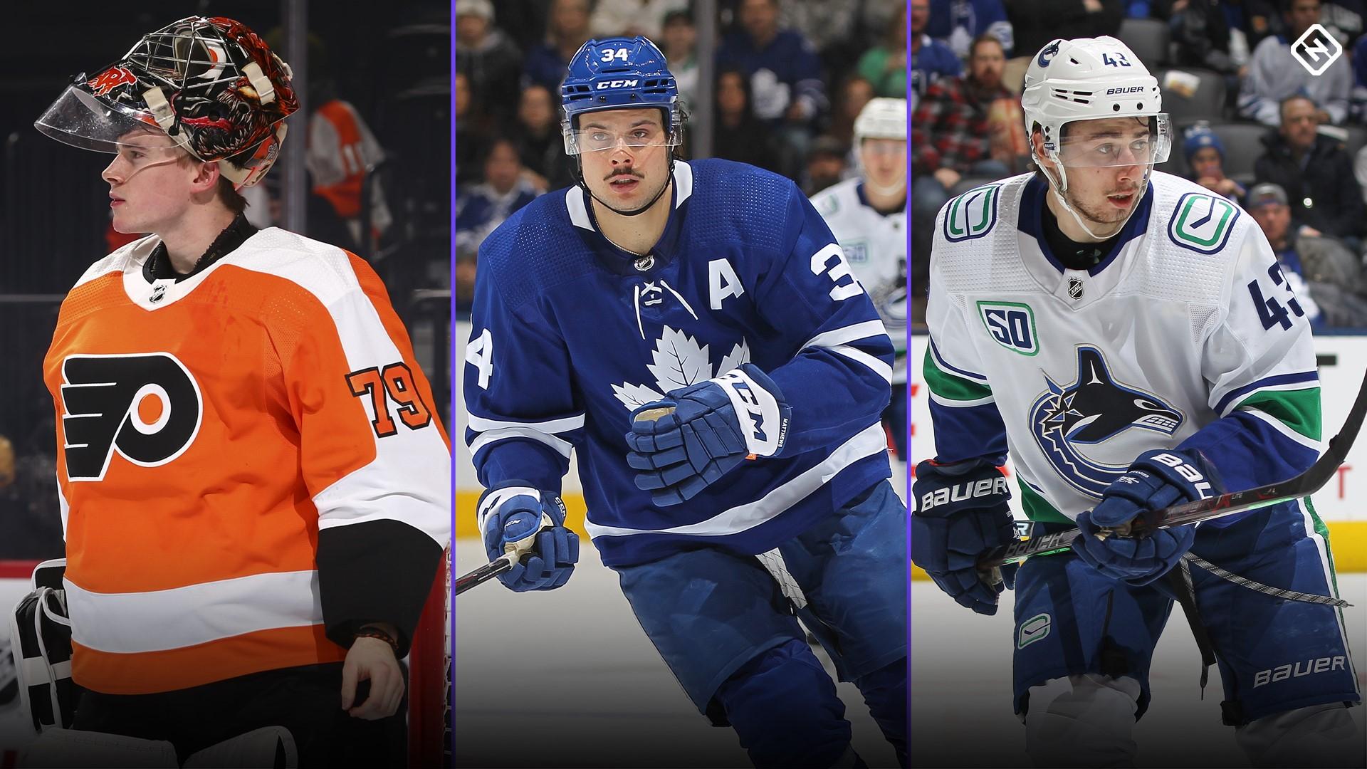 Rankings de poder de la NHL: Flyers, Maple Leafs, Canucks ven la postemporada en la edición de predicción de playoffs 1