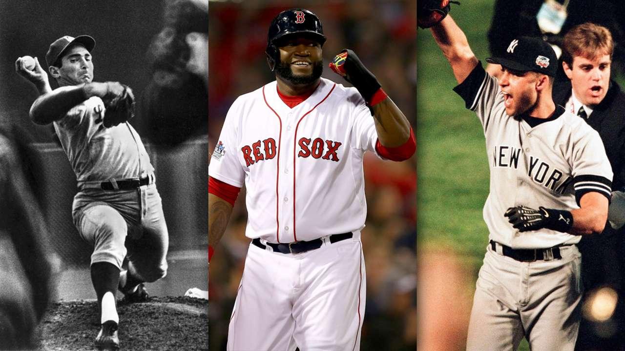 World Series MVPs