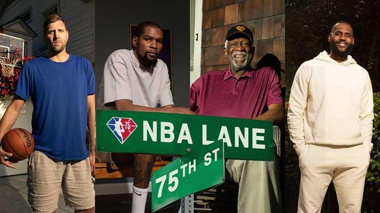 NBA Lane