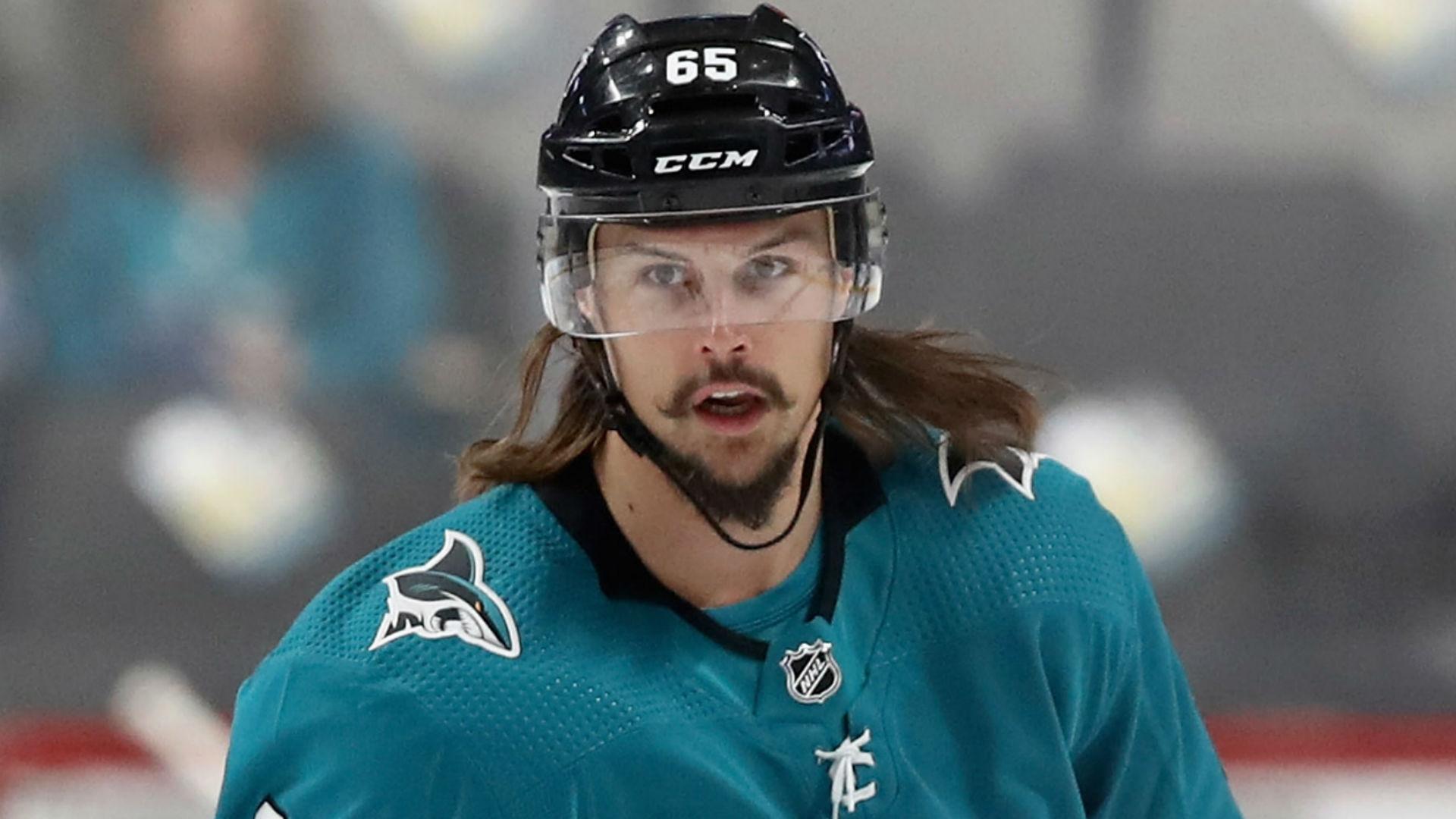 Sharks star Erik Karlsson to miss rest of season with broken thumb