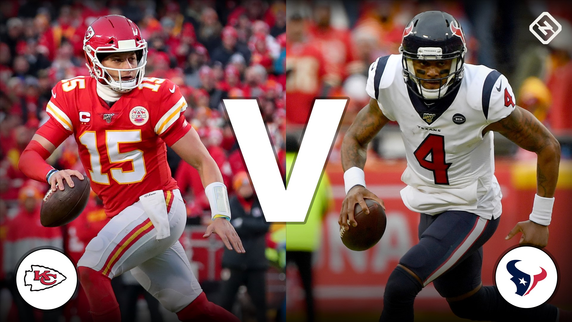 What channel is Chiefs vs. Texans on today? Schedule, time ...