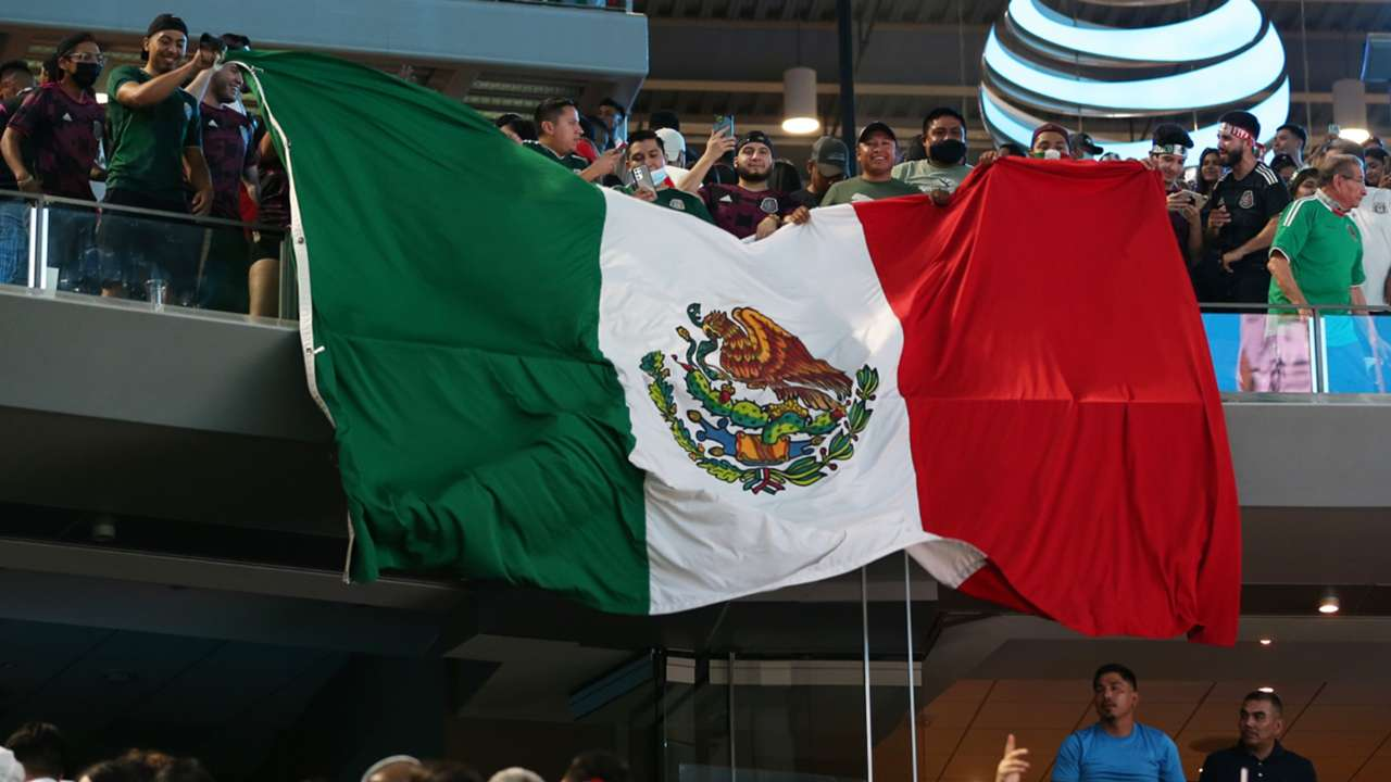 Mexico national team fans