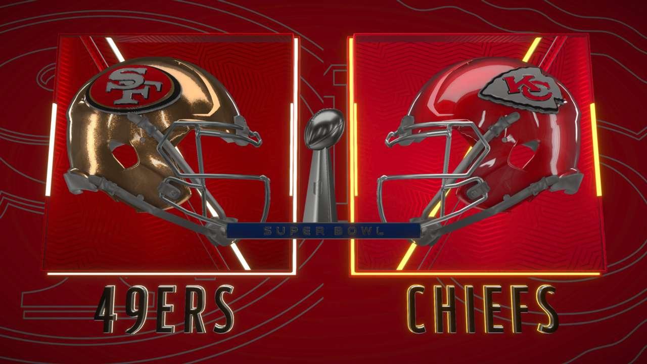 Madden NFL 20 Super Bowl 54 Chiefs 49ers