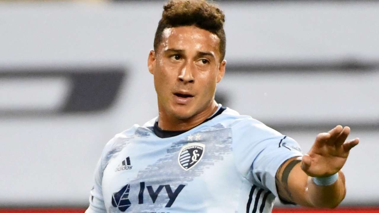 Erik Hurtado - Sporting Kansas City - 2020
