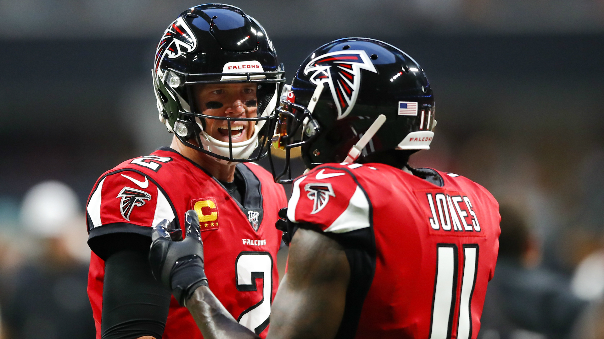 Where do the new Falcons uniforms rank among Nike NFL redesigns?