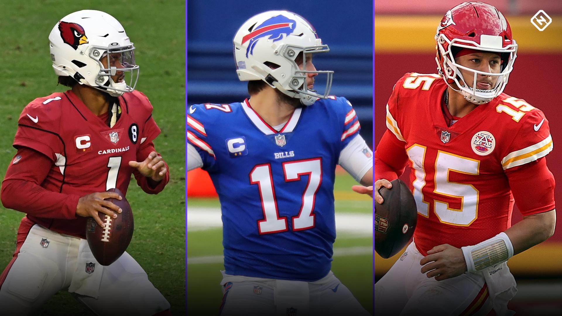 Patrick Mahomes vs. Josh Allen vs. Kyler Murray: Should you select a top-tier quarterback early in fantasy football?