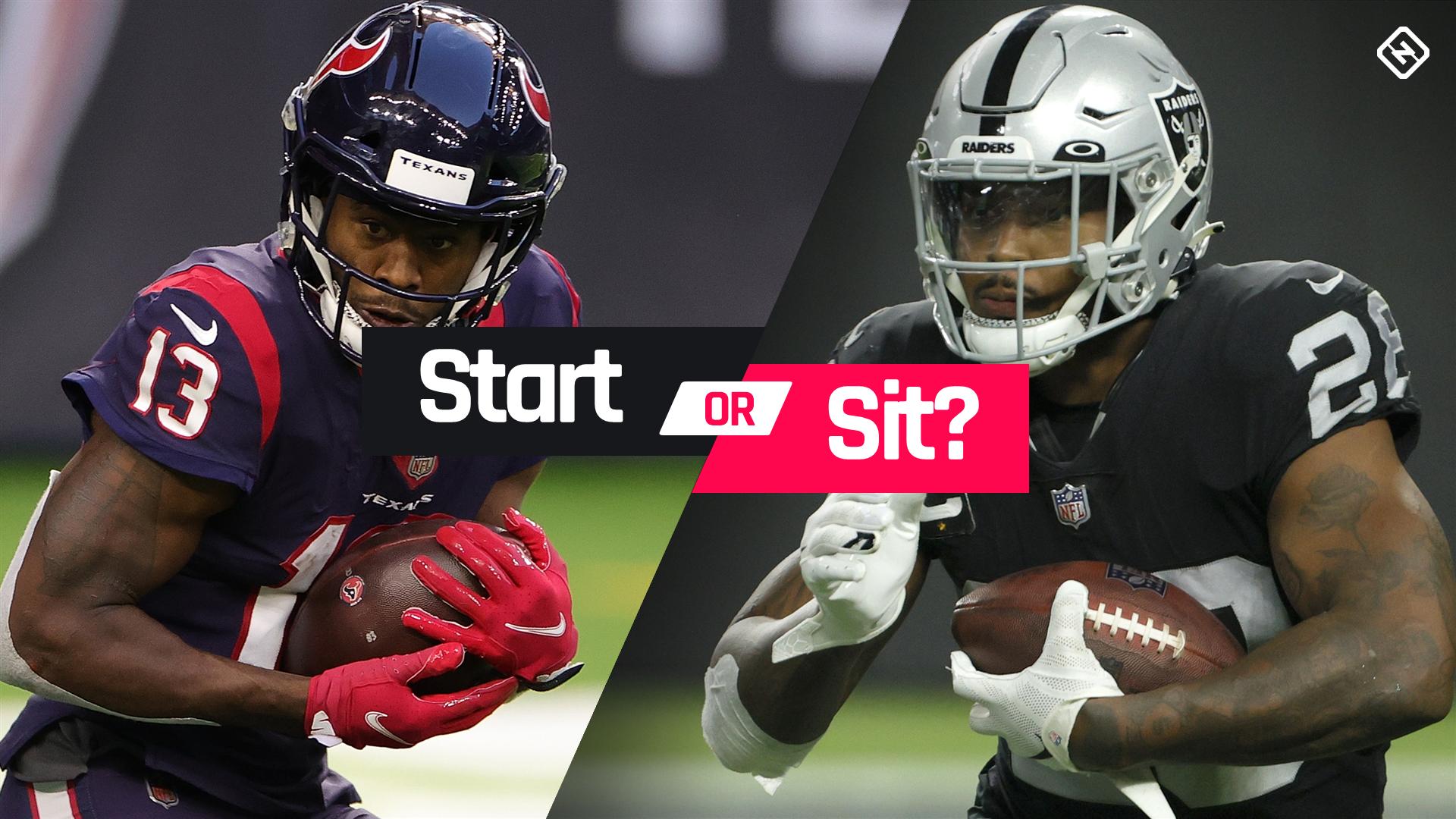 Fantasy Football Start 'Em Sit 'Em: Week 6 lineup advice, best matchups, DFS picks
