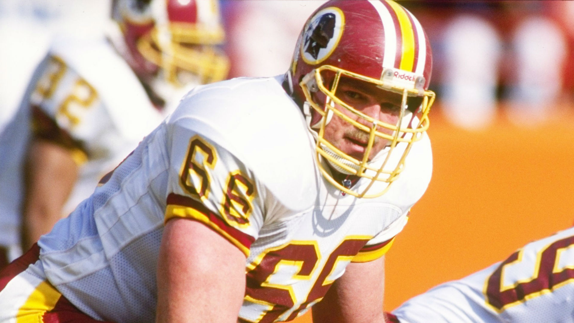 From choking Russ Grimm to battling LT: Joe Jacoby hopes NFL ...