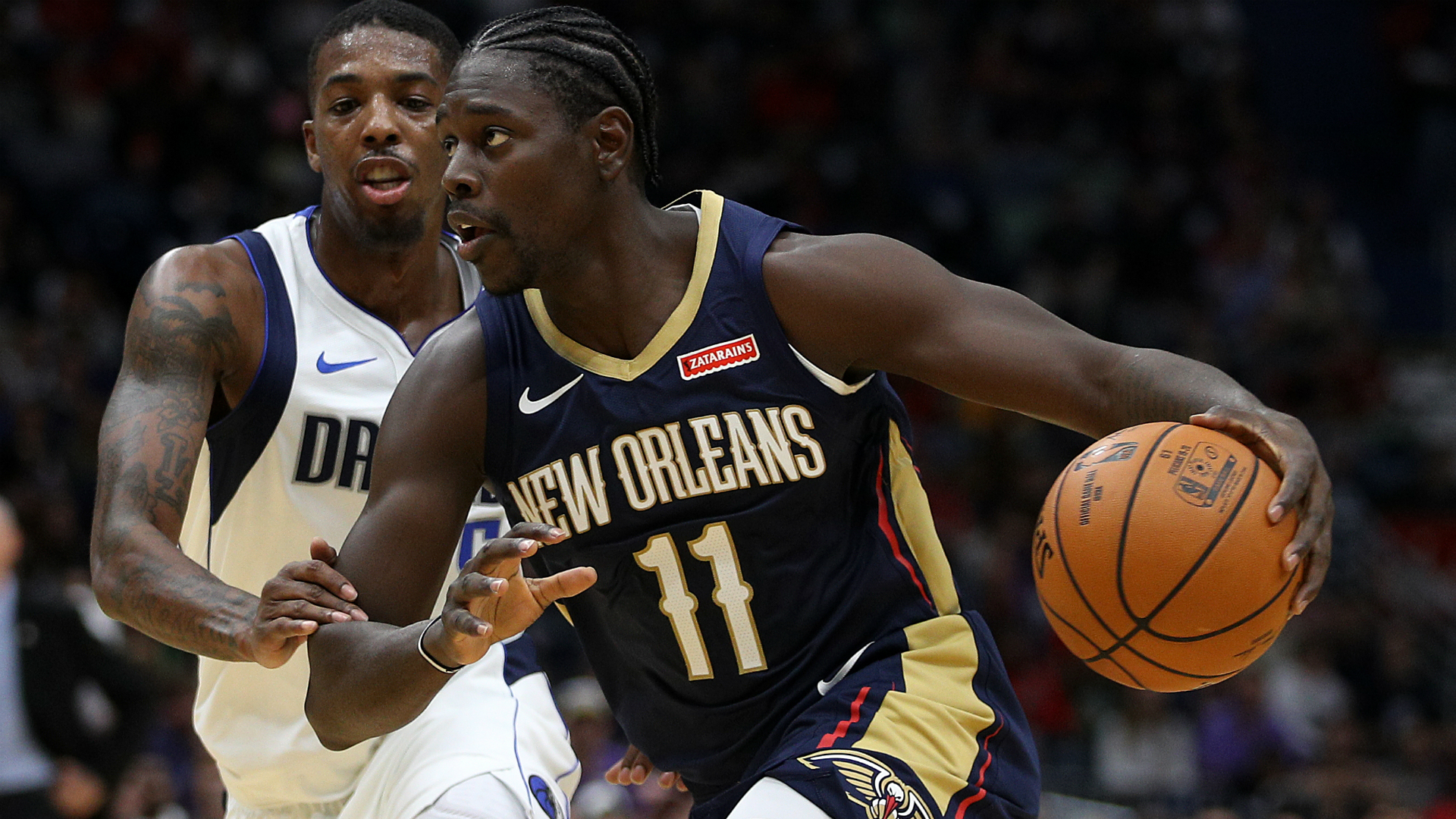 In post-Anthony Davis world, Pelicans lucky to have Jrue Holiday as their backbone