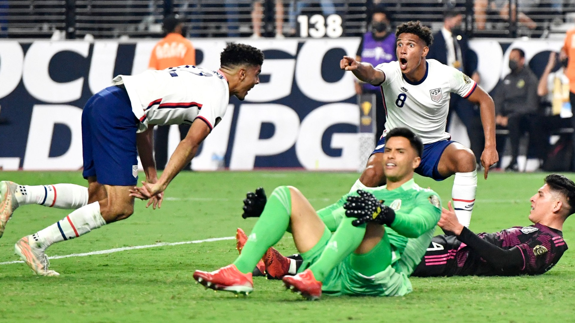 USA vs. Mexico result: USMNT wins Gold Cup on dramatic extra time goal