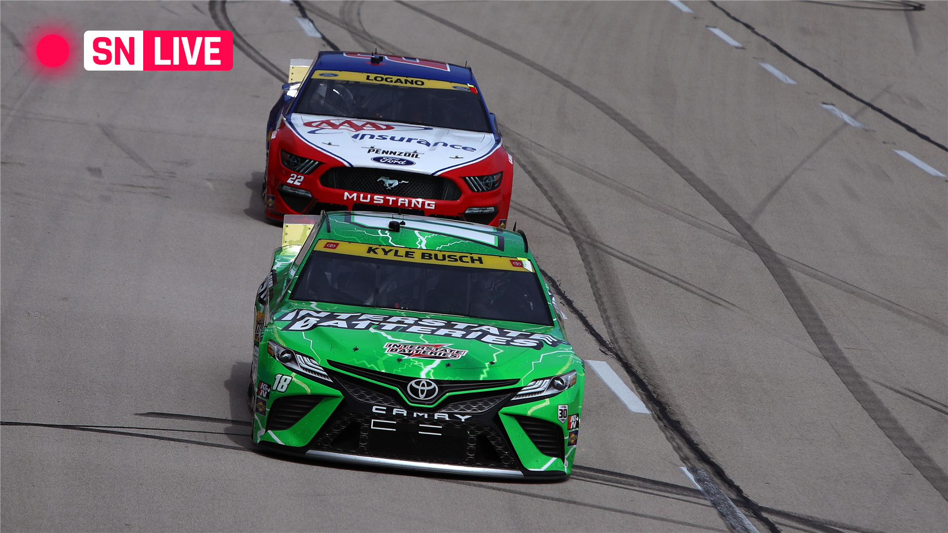 NASCAR at Kansas results from Hollywood Casino 400: Kyle Larson wins third straight race and ninth of the year, locked into Championship 4
