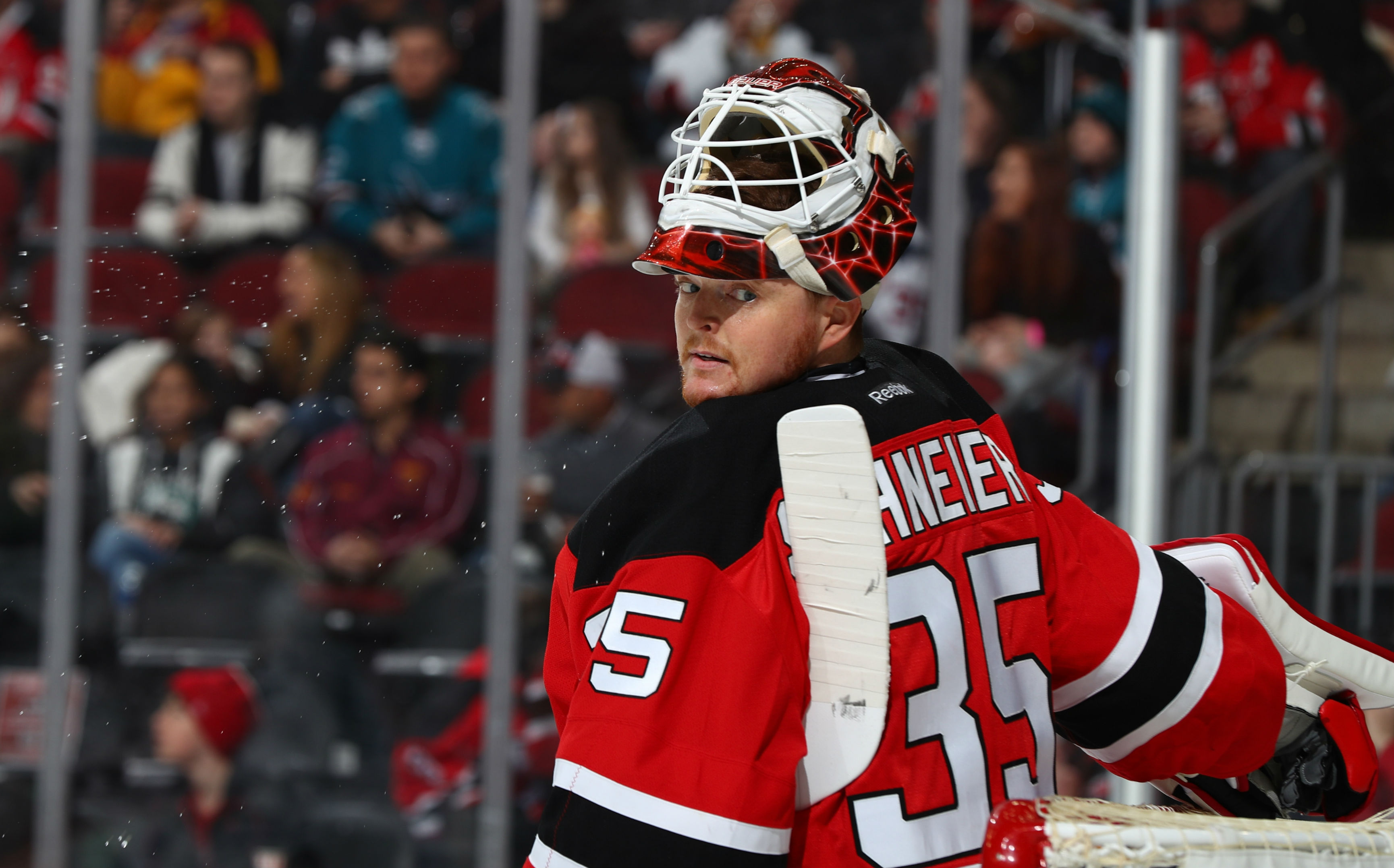 Devils' Cory Schneider says a resolution to 2019-20 NHL season should be coming 'shortly' 1
