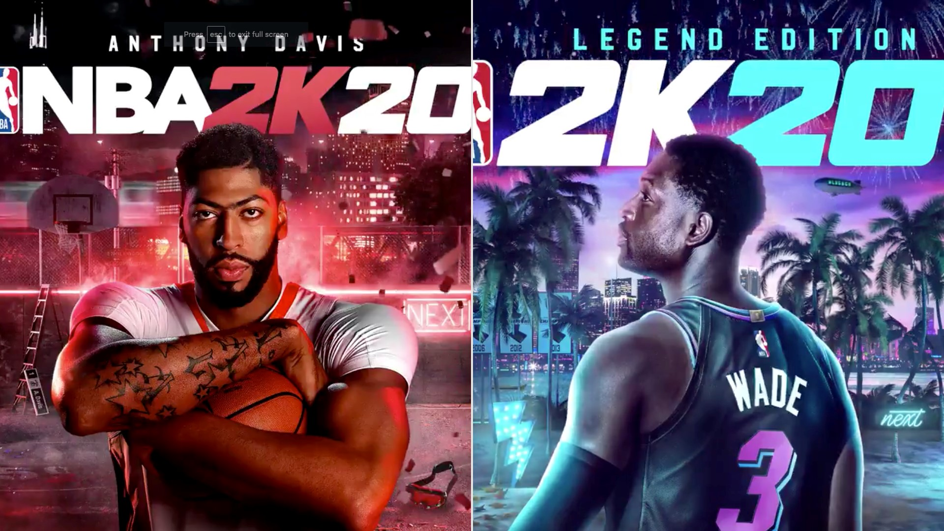 Nba 2k20 Release Date Cost New Features Editions A