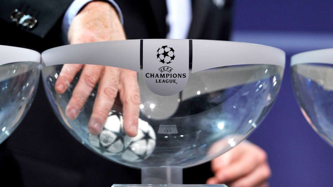 UEFA Champions League - group stage draw - pot selection