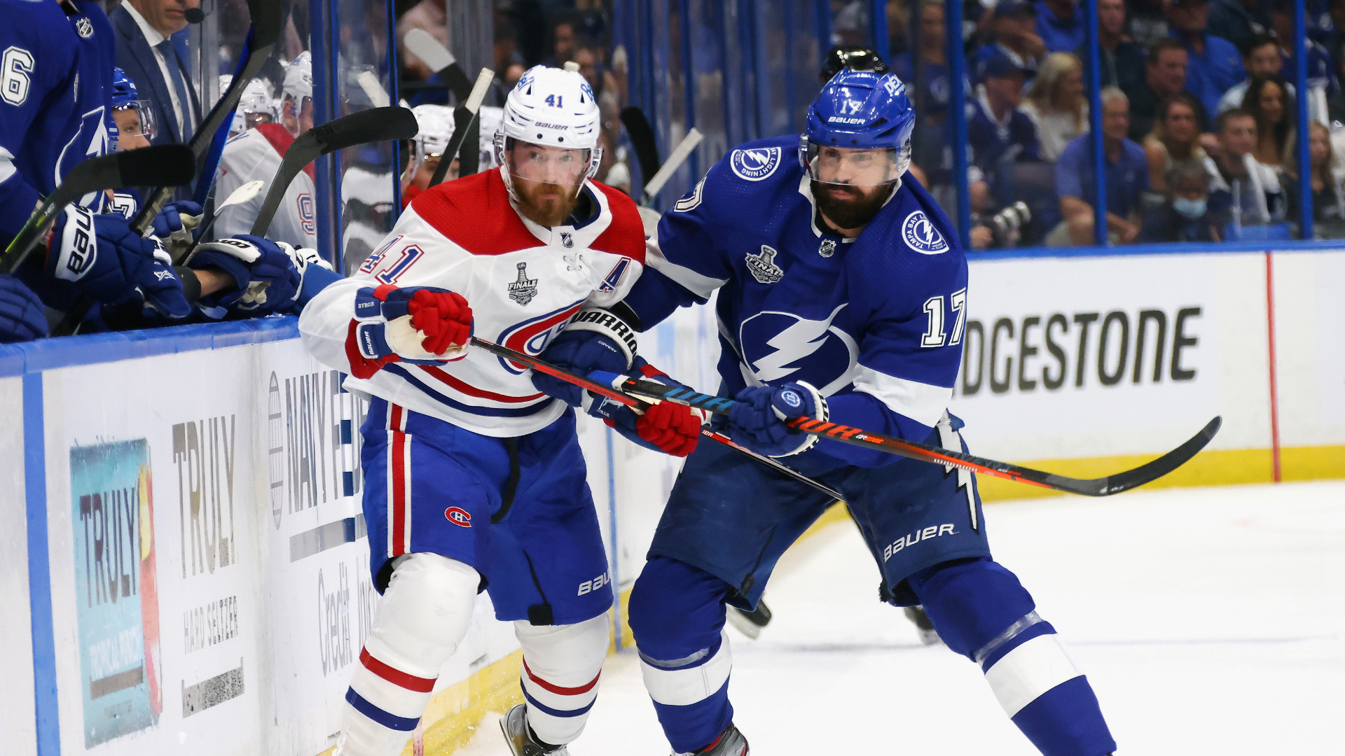 What channel is Canadiens vs. Lightning on today? Game 2 time, TV schedule for 2021 Stanley Cup Final