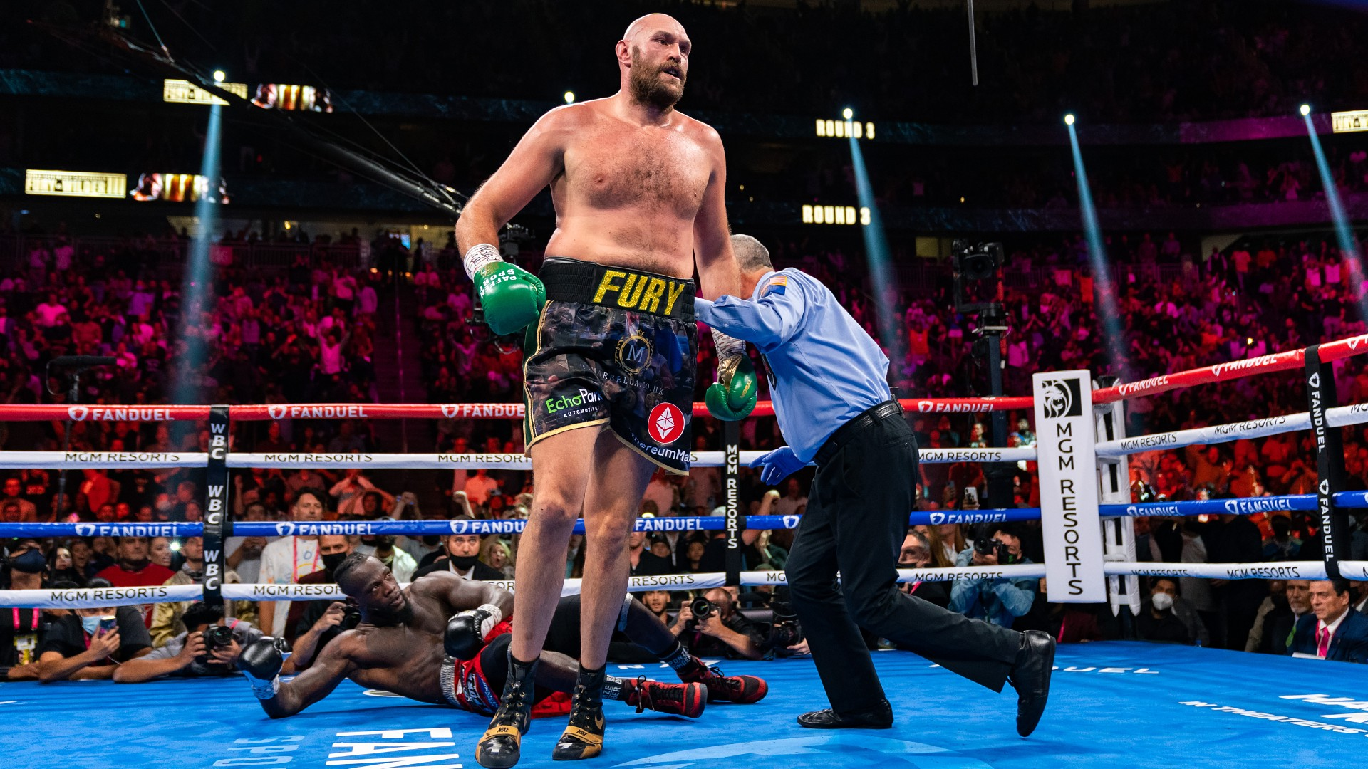 Tyson Fury vs. Deontay Wilder 3 results: Fury outlasts Wilder in epic fight of the year to retain WBC heavyweight title   Sporting News