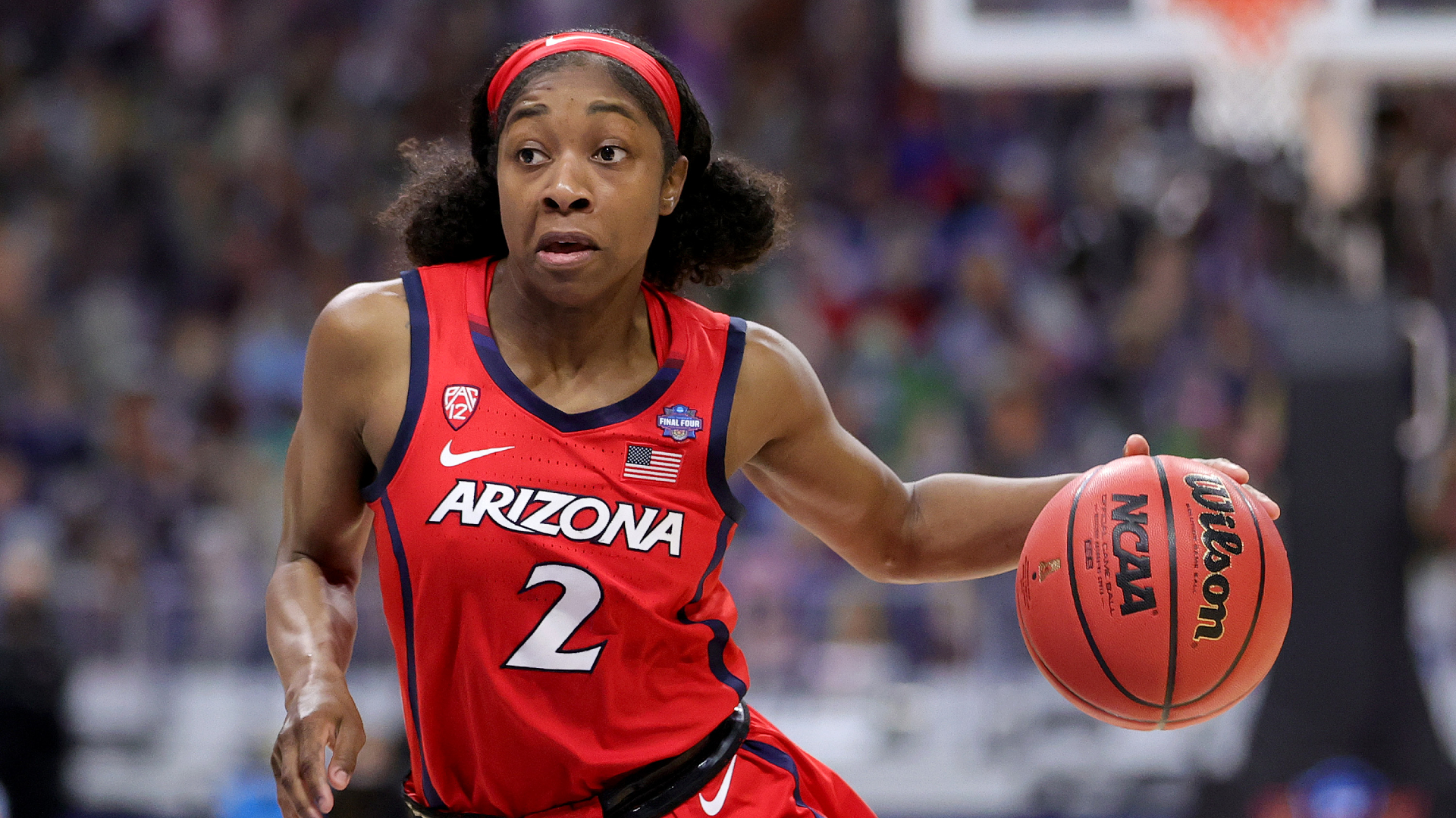 Aari McDonald's brilliance is not enough, as Arizona remains in Stanford's hands in the NCAA title