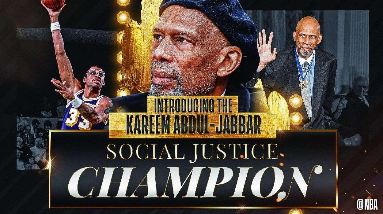 Kareem Abdul-Jabbar Social Justice Award