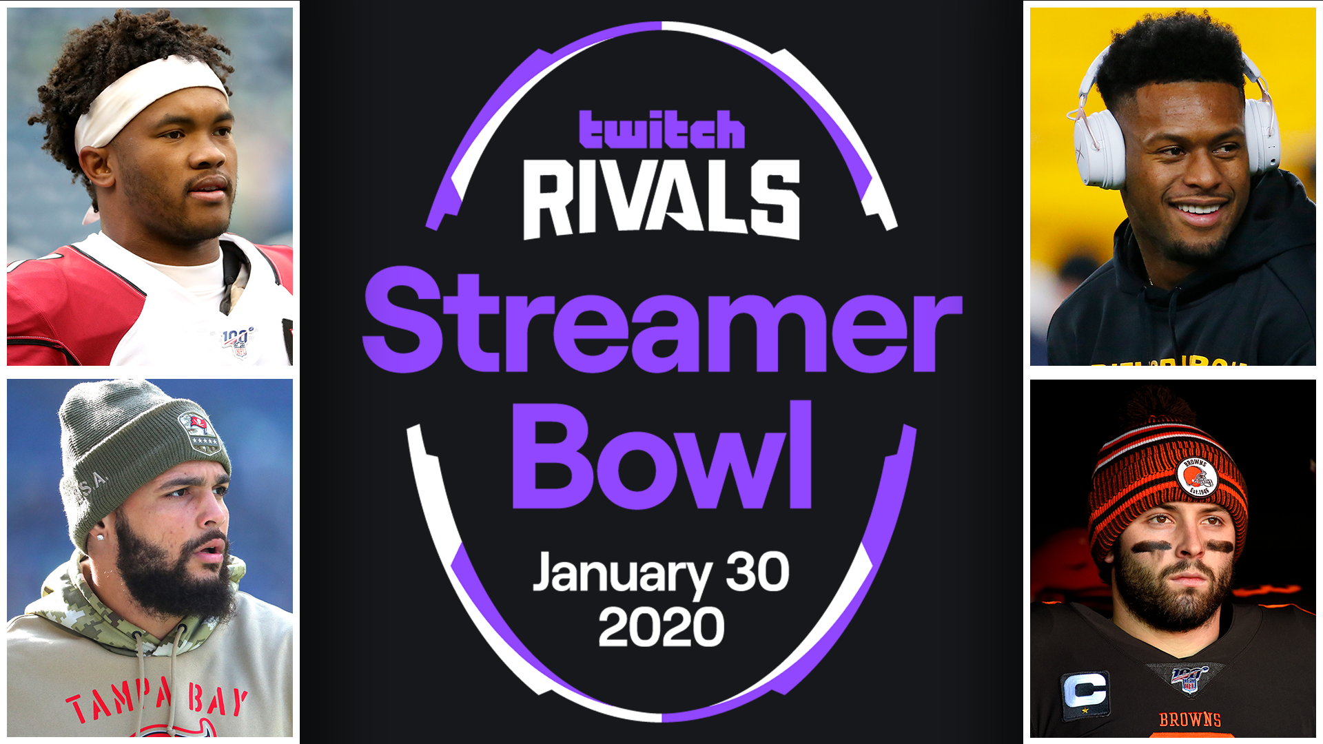 Fortnite Streamer Bowl: Rules, teams & live stream for tournament filled with NFL stars
