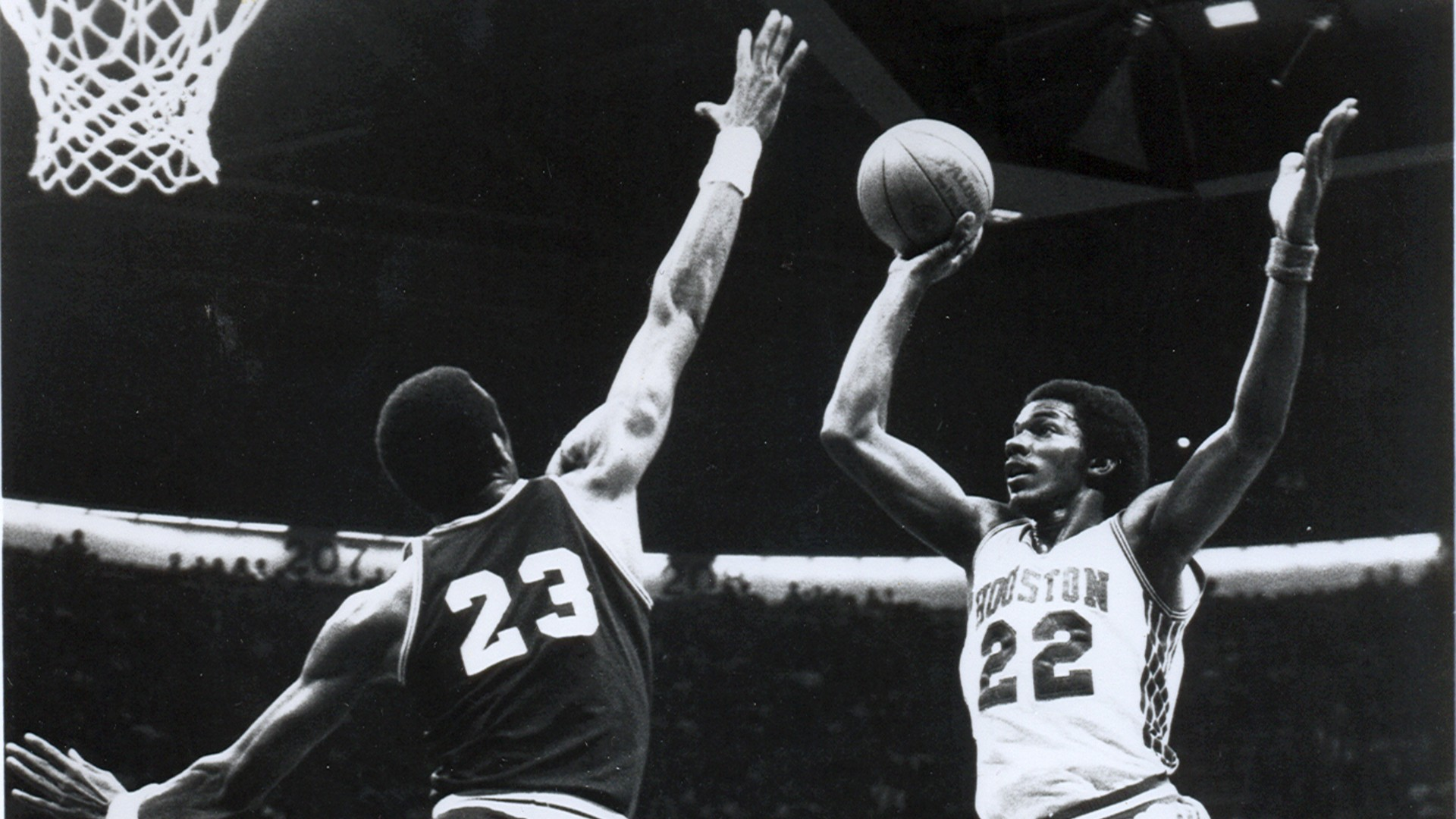 What is Phi Slama Jama?  Houston's high-profile 1980s team, legendary players, in mind