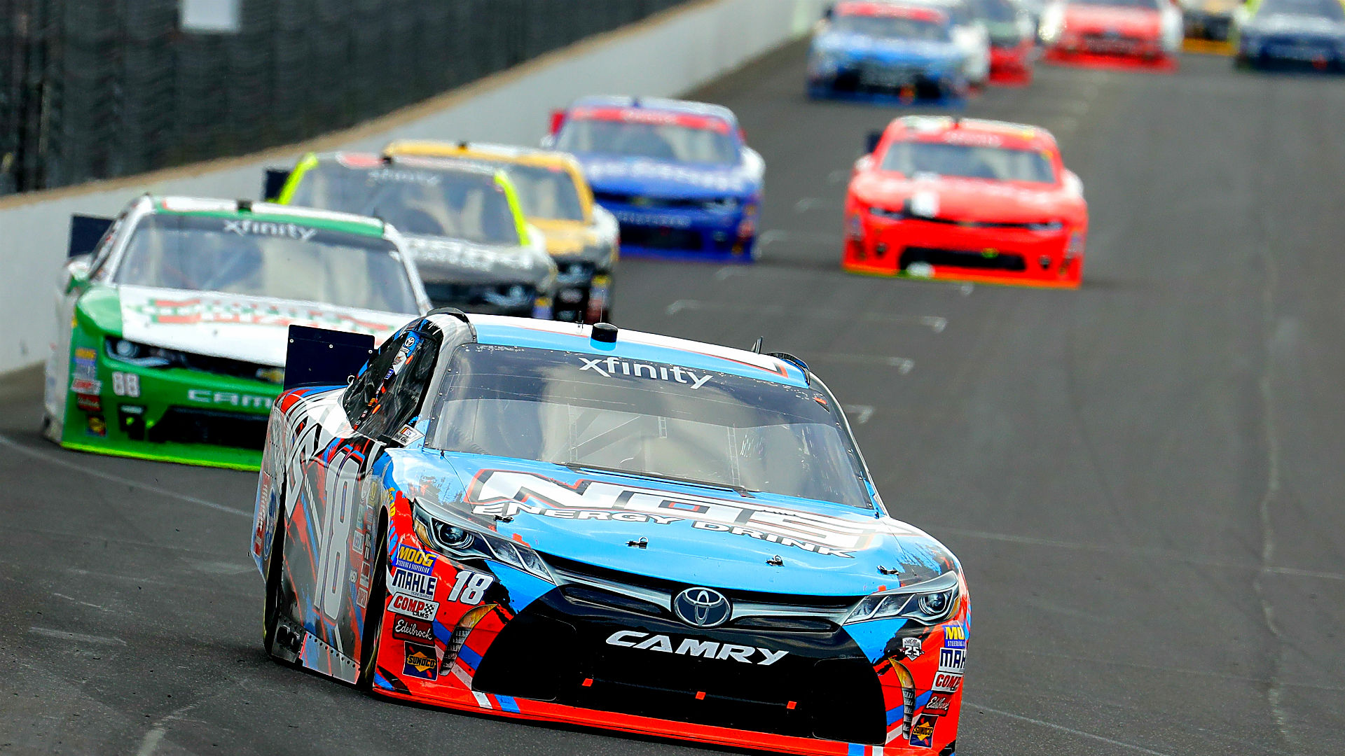 What channel is NASCAR on today? Start time, TV schedule for Xfinity Series race at Darlington