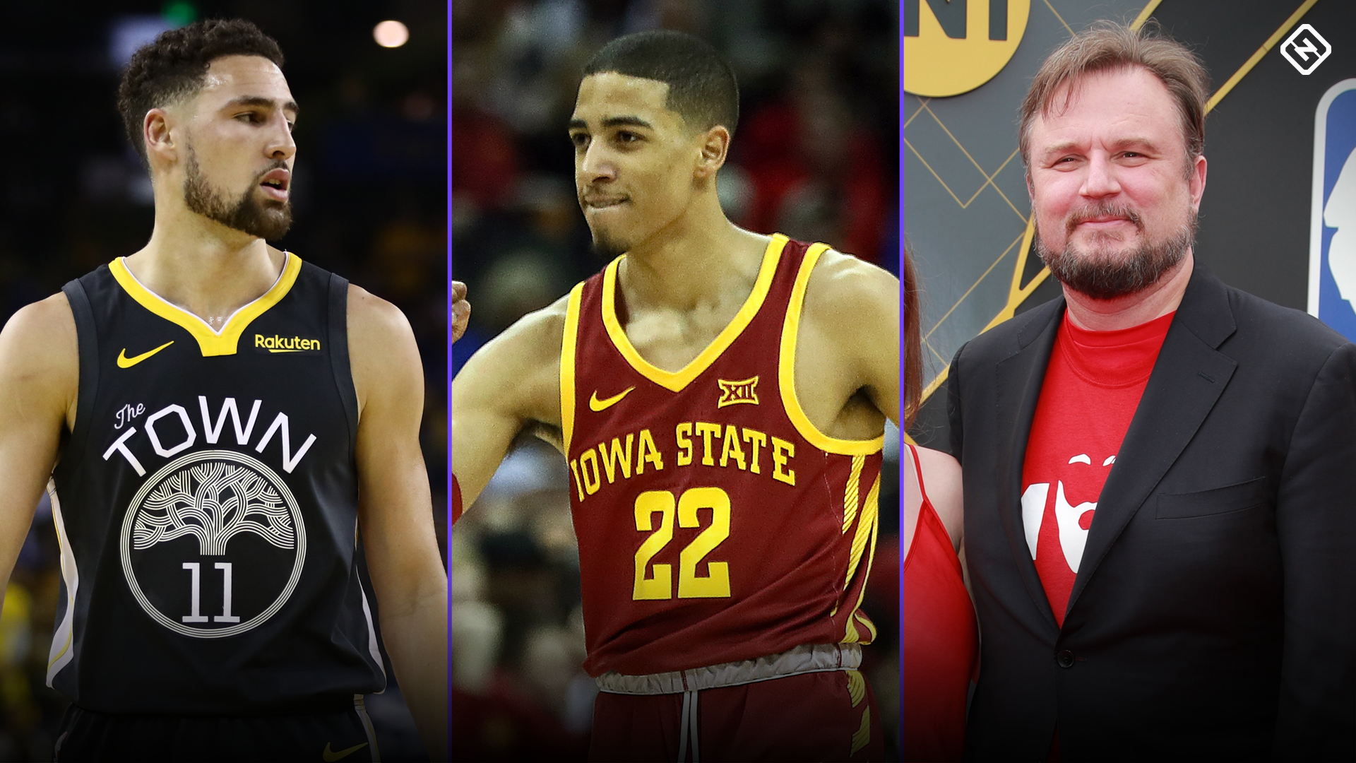 NBA Draft 2020 winners losers: Daryl Morey reconstructs 76ers; Klay Thompson's injury overshadows Warriors' picks