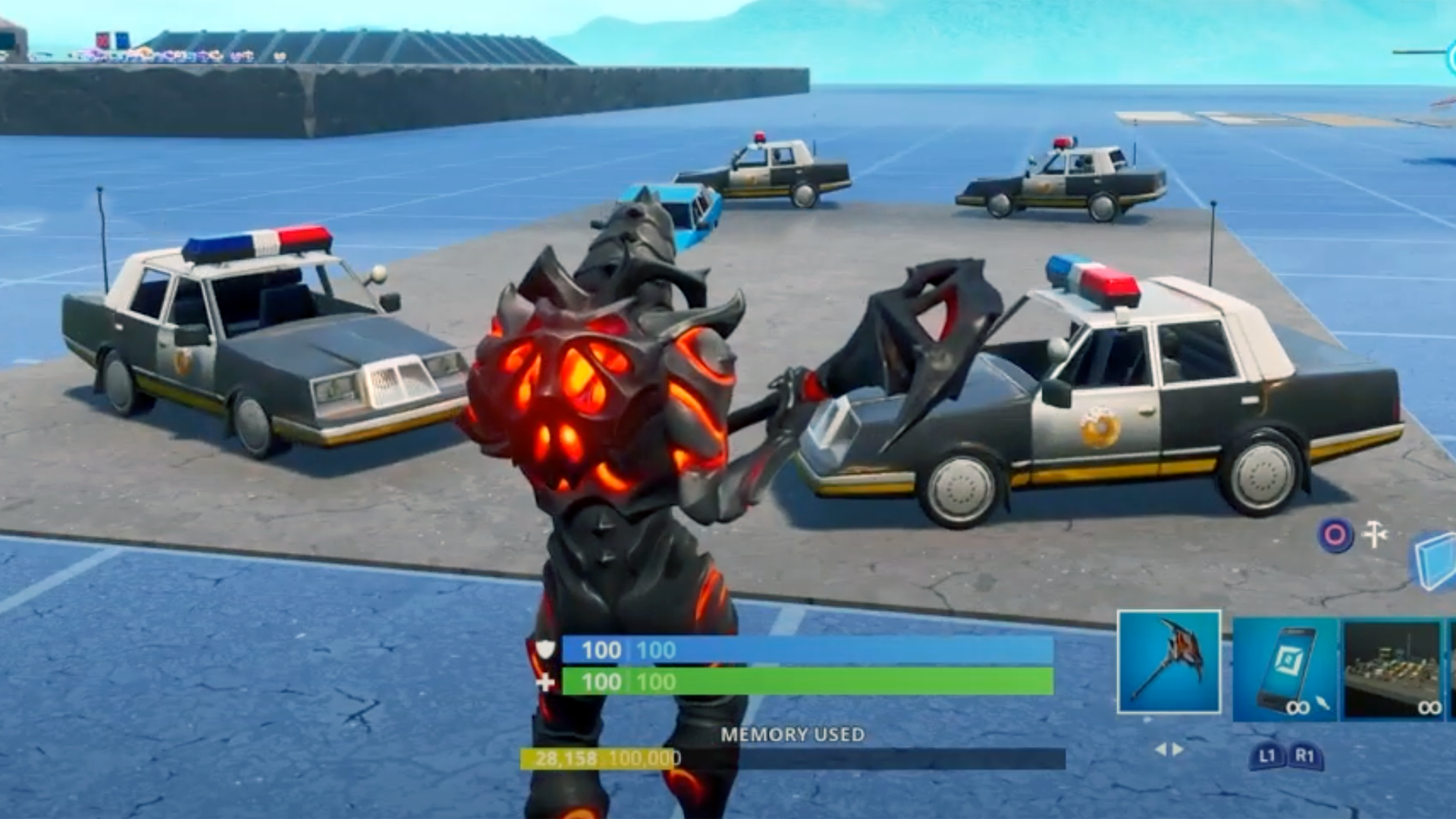 Fortnite Removes Police Cars In Apparent Response To Black Lives Matter Movement Sporting News