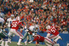 New England Patriots: Ken Sims, DE, Texas (No. 1 overall in 1982)