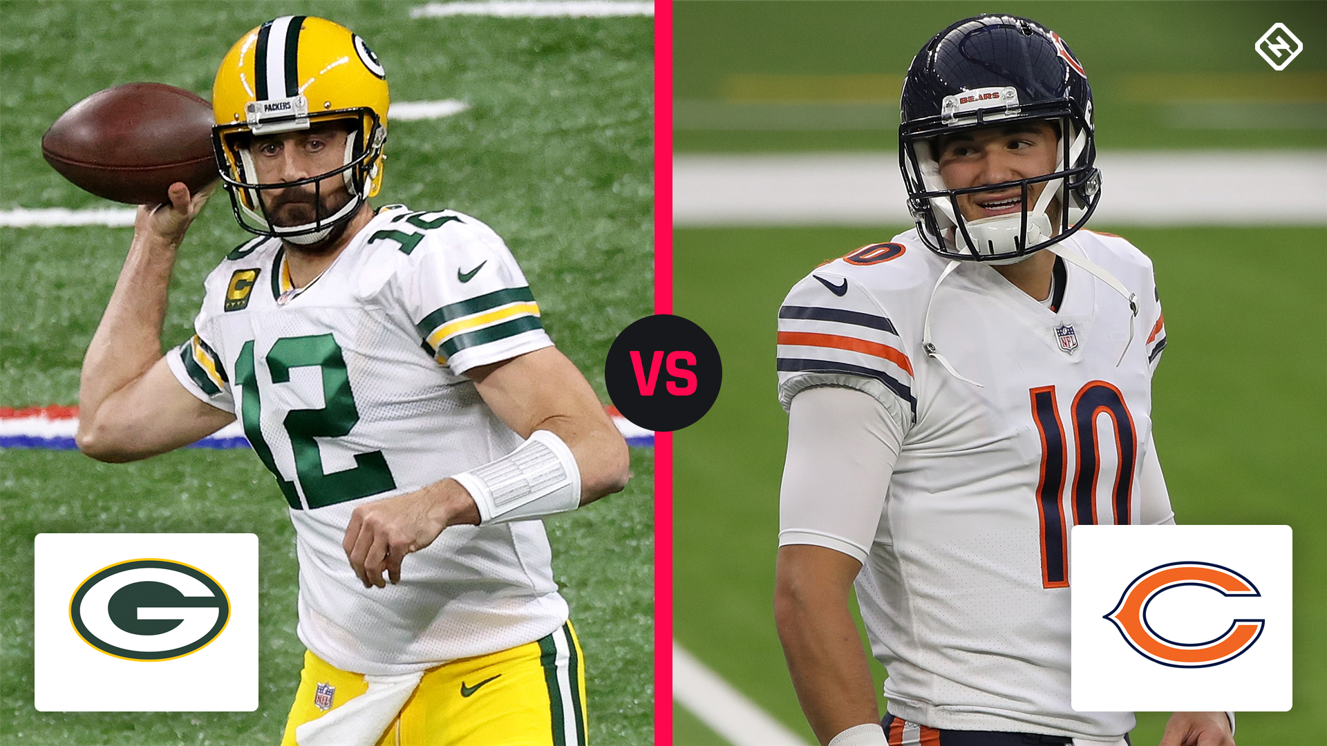 Bears vs packers betting arizona vs washington football betting line