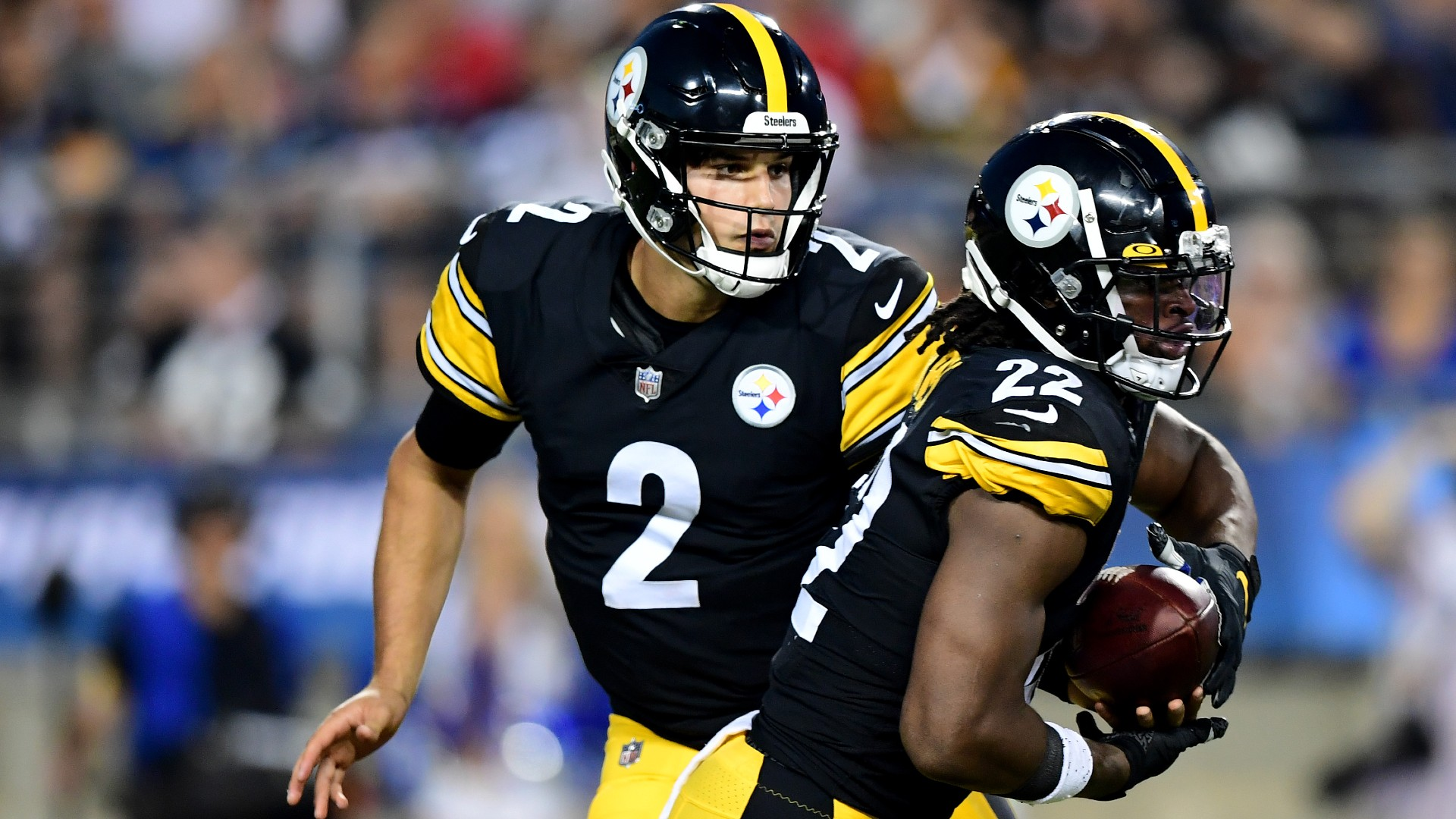 The Steelers make no secret of the huge role of rookie Najee Harris in 2021 in the busy preseason debut