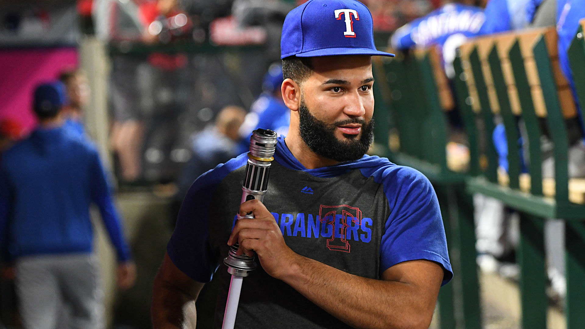 Nomar Mazara trade news: White Sox acquire outfielder from Rangers