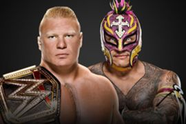 WWE Survivor Series 2019 - Brock Lesnar vs. Rey Mysterio