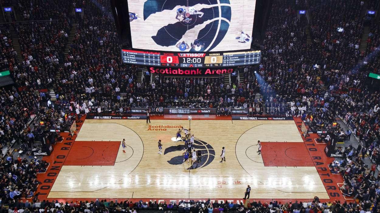 Golden State Warriors Toronto Raptors