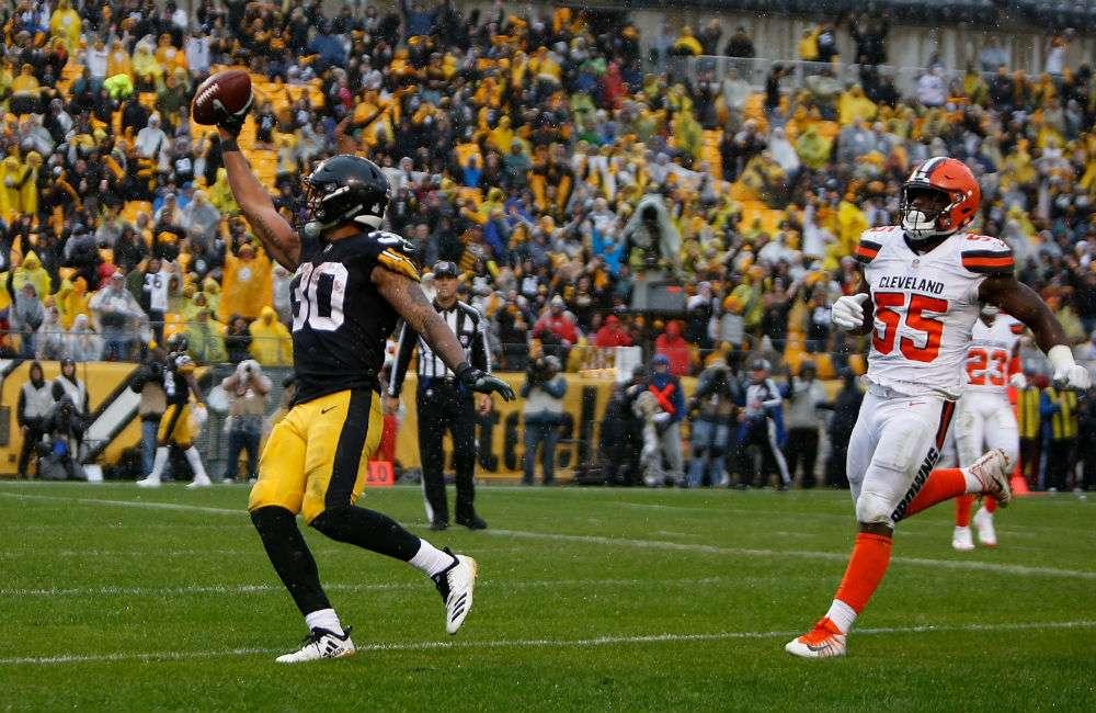 Steelers vs. Browns