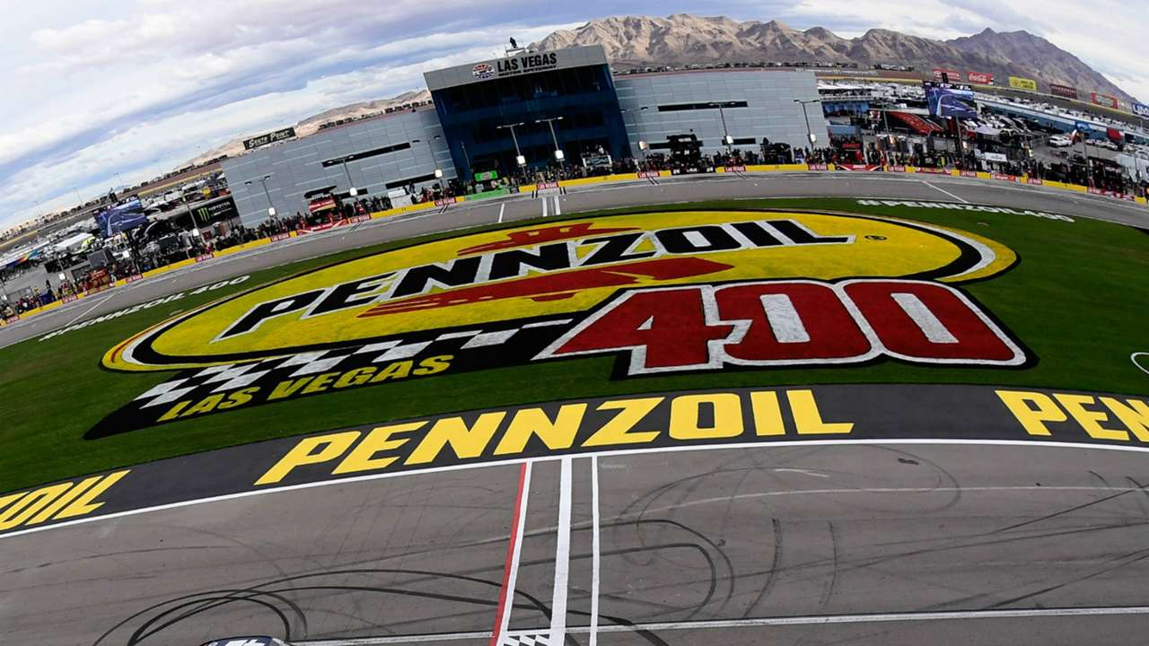 Pennzoil 400 at Las Vegas, Getty Images