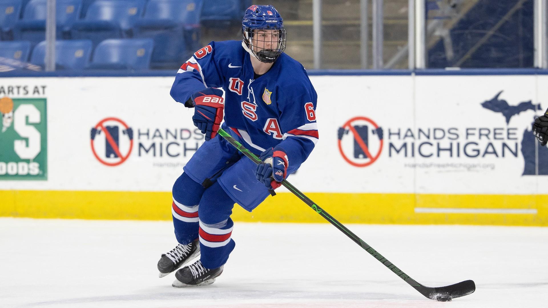 NHL Draft prospect rankings: Luke Hughes, Jesper Wallstedt headline the top 32 of 2021 class