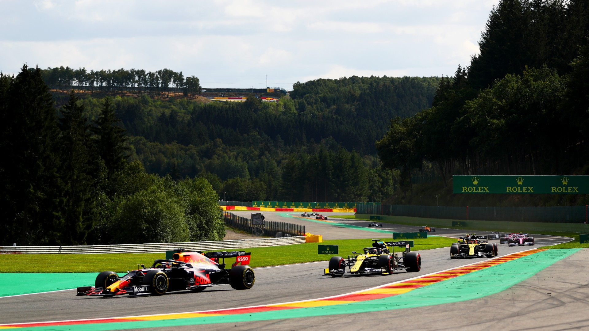 When is the next Formula 1 race?  F1 calendar, date, start time for the 2021 Belgian Grand Prix