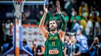 Jonas Valanciunas Lithuania