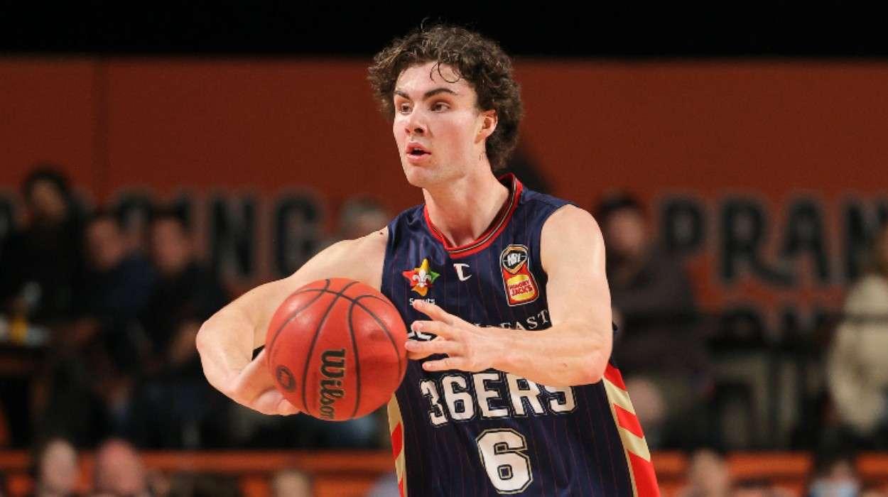 Josh Giddey Adelaide 36ers