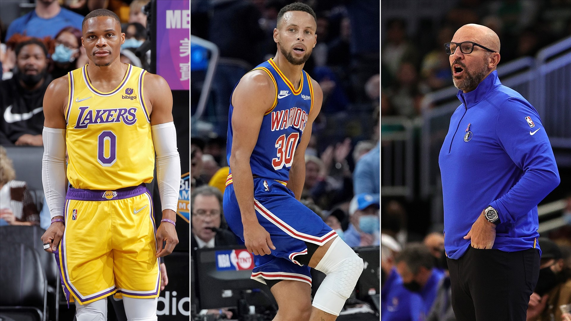 Russell Westbrook regret, Warriors own the West lead 10 wild overreactions from NBA opening week