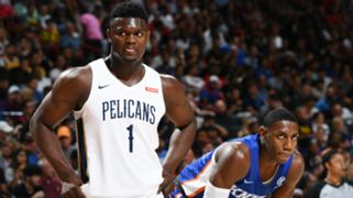 Zion Williamson New Orleans Pelicans RJ Barrett New York Knicks