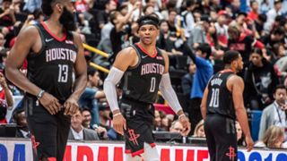 NBA Japan Games 2019 Russell Westbrook