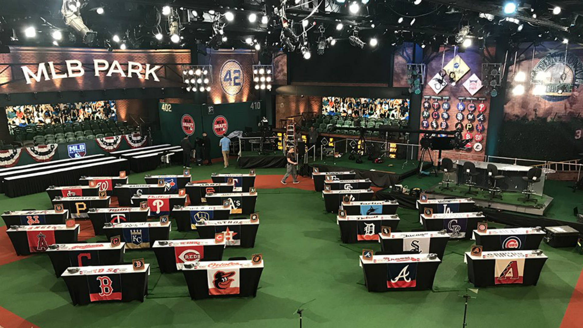 What channel is the MLB Draft on today? Start times, TV schedule for Day 1, Day 2 & Day 3