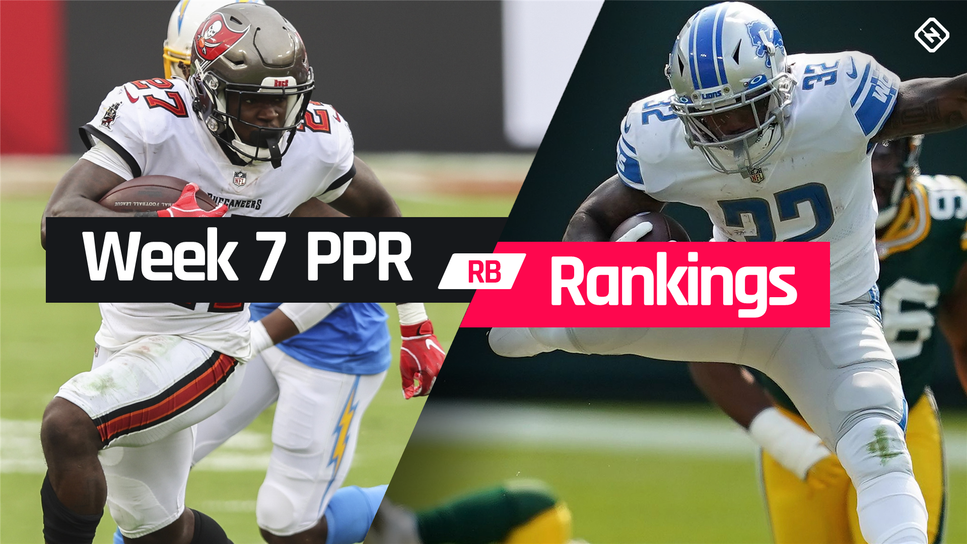Week 7 Fantasy RB PPR Rankings: Must-starts, sleepers, potential busts